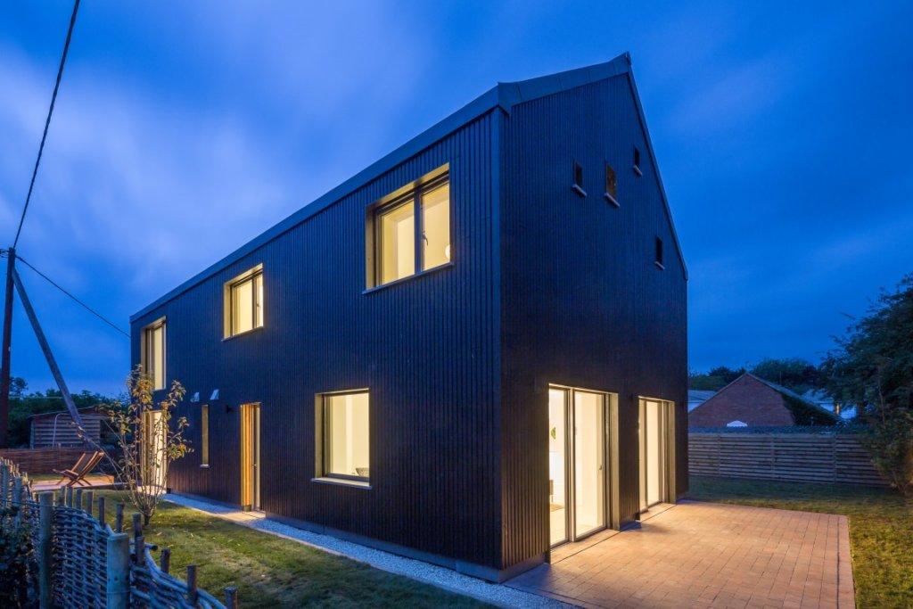 Passive house windows