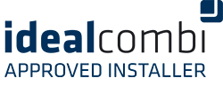 Idealcombi approved installer logo
