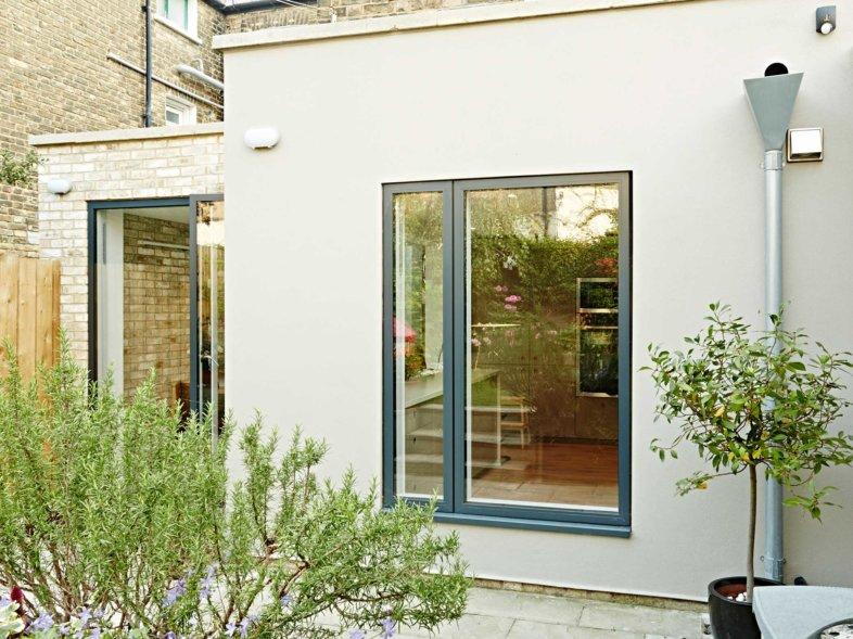 Contemporary Windows Made In Denmark Idealcombi Uk