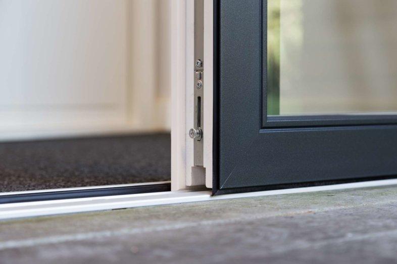 Frame Ic Nation Ic Low Threshold Sliding Door Idealcombi Uk