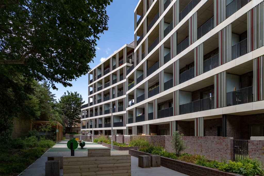 Agar Grove Takes Two Wins At The New London Architecture